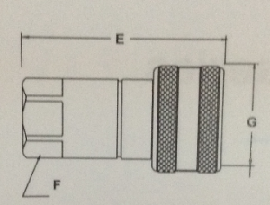 Әйел бөлігінің сызбасы
