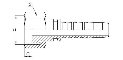 R12 жоғары қысымды шланг